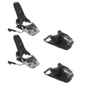 Look Pivot 14 Dual Ski Bindings 2017, Black, medium