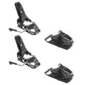 Look Pivot 12 Dual Ski Bindings 2017, Black, medium