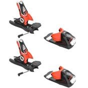 Look SPX 12 Dual Ski Bindings 2017, Black-Red, medium