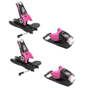 Look SPX 12 Dual Ski Bindings 2017, Black-Pink, medium