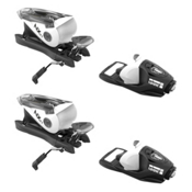 Look NX 11 Ski Bindings 2017, Black-White, medium