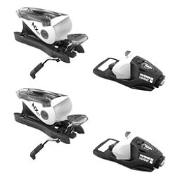 Look NX 11 Ski Bindings 2017, Black-White, 256