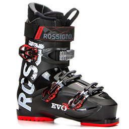 Rossignol Evo 70 Ski Boots 2017, Black-Red, 256