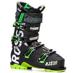 Rossignol AllTrack 120 Ski Boots 2017, Black-Green, 256