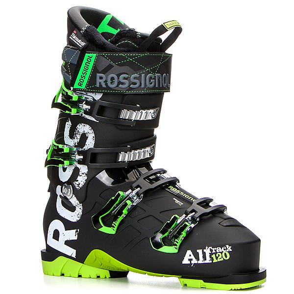 Rossignol AllTrack 120 Ski Boots 2017, Black-Green, 600