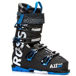 Rossignol AllTrack 100 Ski Boots 2017, Black-Blue, 256