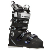 Rossignol Pure Elite 80 Womens Ski Boots 2017, Black-Purple, medium
