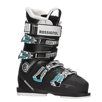 Rossignol Pure 70 Womens Ski Boots 2017, Black-Blue, viewer