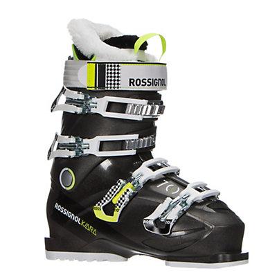Rossignol Kiara 70 Womens Ski Boots 2017, Black-Metal, viewer