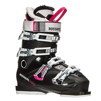 Rossignol Kiara 60 Womens Ski Boots 2017, Black-White, viewer
