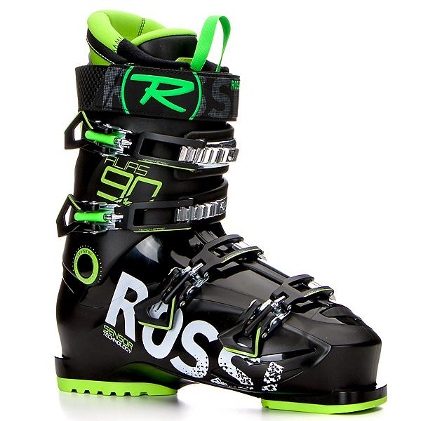 Rossignol Alias 90 Ski Boots 2018, Black-Green, 600