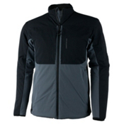 Obermeyer Spectrum Mens Insulated Ski Jacket, Graphite, medium