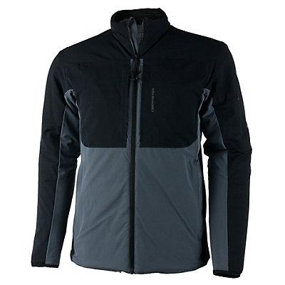 Obermeyer Spectrum Mens Insulated Ski Jacket, Graphite, viewer