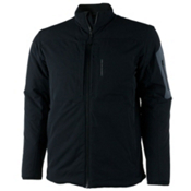 Obermeyer Spectrum Mens Insulated Ski Jacket, Black, medium