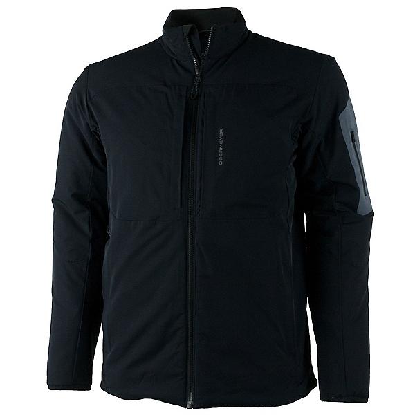 Obermeyer Spectrum Mens Insulated Ski Jacket, Black, 600