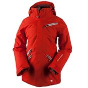 Obermeyer June Girls Ski Jacket, Tiger's Eye, medium