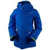 Obermeyer June Teen Girls Ski Jacket, Stellar Blue, medium