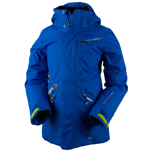 Obermeyer June Teen Girls Ski Jacket, Stellar Blue, 600