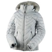 Obermeyer Aisha Girls Ski Jacket, Ceramic, medium