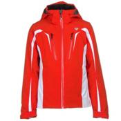 Obermeyer Grayson Teen Girls Ski Jacket, Tiger's Eye, medium