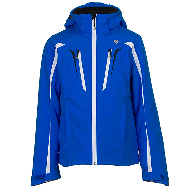 Obermeyer Grayson Teen Girls Ski Jacket, Stellar Blue, 600