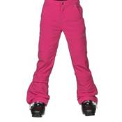 Obermeyer Jolie Softshell Teen Girls Ski Pants, Electric Pink, medium