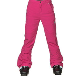 Obermeyer Jolie Softshell Teen Girls Ski Pants, Electric Pink, 256