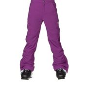 Obermeyer Jolie Softshell Teen Girls Ski Pants, Violet Vibe, medium