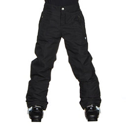 Obermeyer Elsie Teen Girls Ski Pants, Black, 256