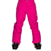 Obermeyer Elsie Girls Ski Pants, Electric Pink, medium