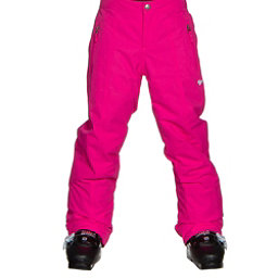 Obermeyer Elsie Teen Girls Ski Pants, Electric Pink, 256