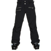 Obermeyer Jessi Teen Girls Ski Pants, Black, medium