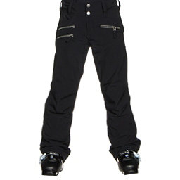 Obermeyer Jessi Teen Girls Ski Pants, Black, 256