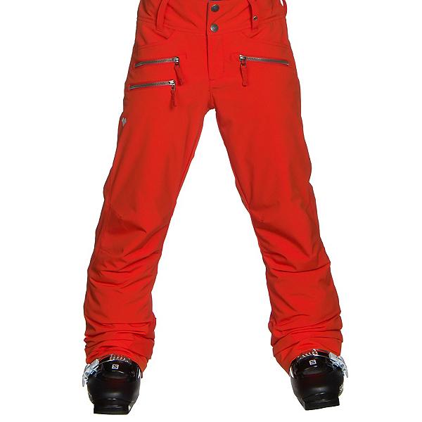 Obermeyer Jessi Teen Girls Ski Pants, Tigers Eye, 600