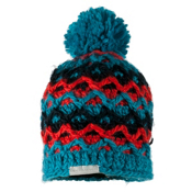 Obermeyer Averee Knit Teen Girls Hat, Tigers Eye, medium