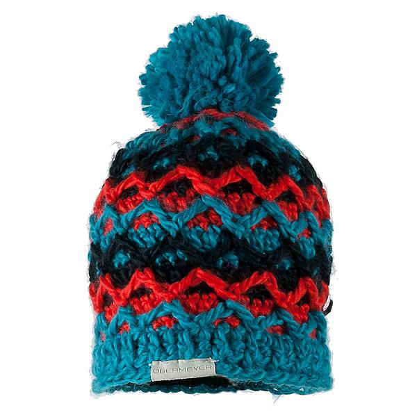 Obermeyer Averee Knit Teen Girls Hat, Tigers Eye, 600