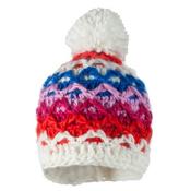 Obermeyer Averee Knit G Kids Hat, Glamour Pink, medium