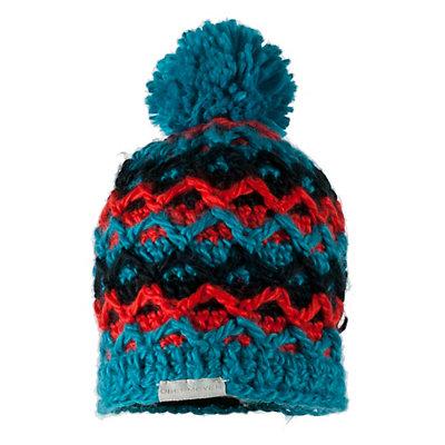 Obermeyer Averee Knit Toddler Girls Hat, Tigers Eye, viewer