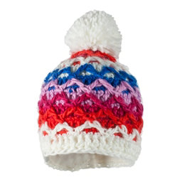 Obermeyer Averee Knit Toddler Girls Hat, Glamour Pink, 256