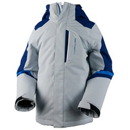 Obermeyer Fleet Teen Boys Ski Jacket, Vapor, 256