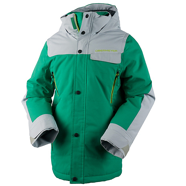 Obermeyer Gage Teen Boys Ski Jacket, Lady Luck, 600