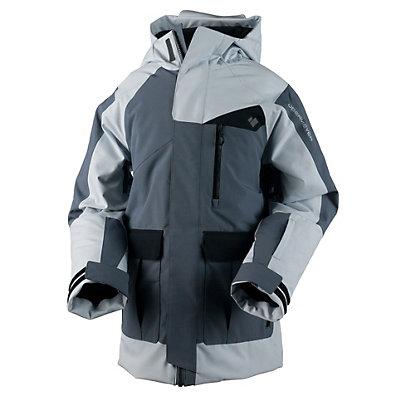 Obermeyer Axel Teen Boys Ski Jacket, Graphite, viewer