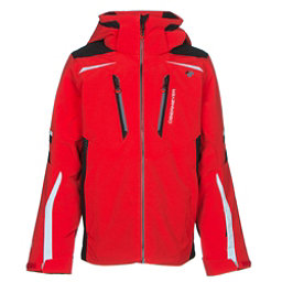 Obermeyer Ryker Teen Boys Ski Jacket, Red, 256