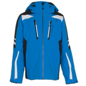 Obermeyer Ryker Boys Ski Jacket, Stellar Blue, medium