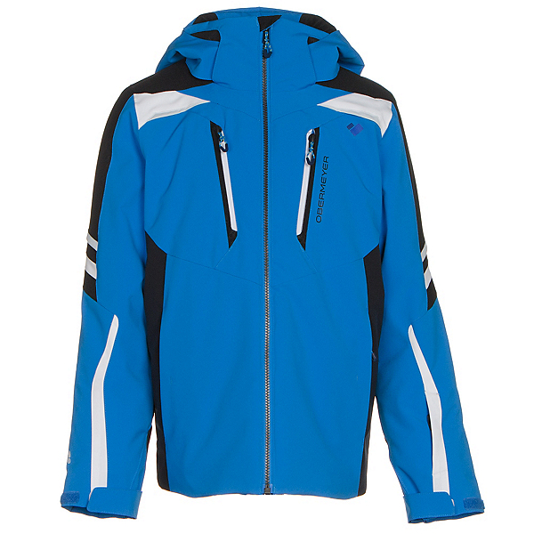 Obermeyer Ryker Teen Boys Ski Jacket, Stellar Blue, 600