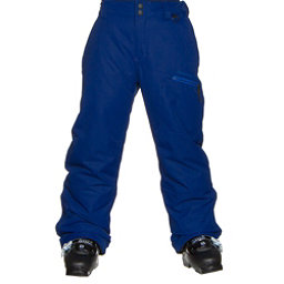 Obermeyer Brisk Teen Boys Ski Pants, Dusk, 256