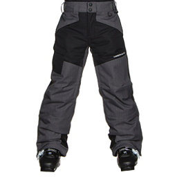Obermeyer Porter Teen Boys Ski Pants, Graphite, 256