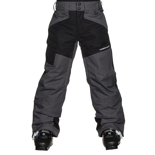 Obermeyer Porter Teen Boys Ski Pants, Graphite, 600