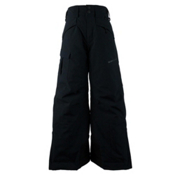 Obermeyer Porter B Kids Ski Pants, Black, medium