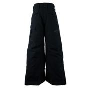 Obermeyer Porter B Kids Ski Pants, Black, medium